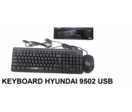 COMBO KEYBOARD+ MOUSE HYUNDAI